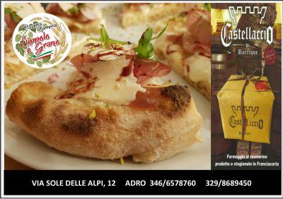 offerta pizza kamut promozione gluten free senza glutine luppolo e grano birreria pizzeria