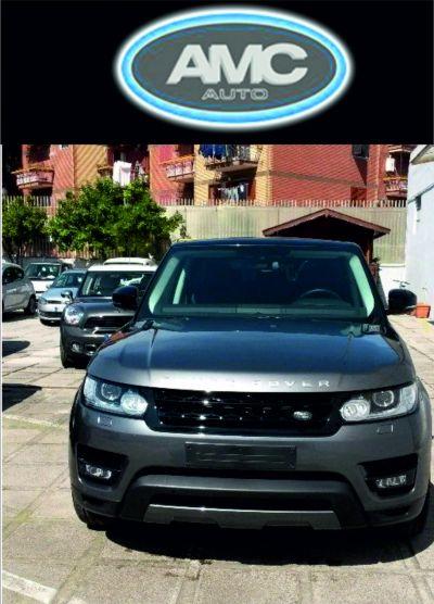 offerta land rover range rover sport occasione land rover usata napoli pompei
