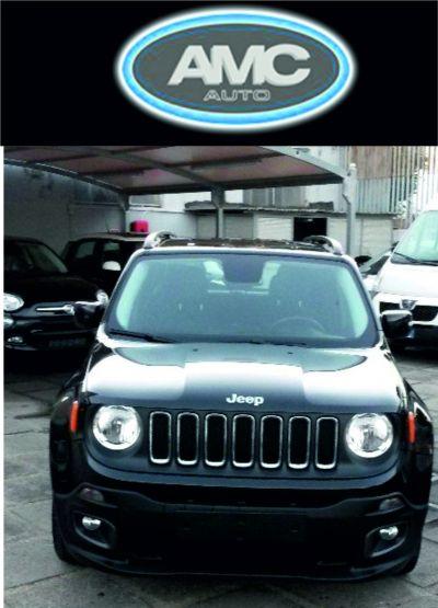 offerta jeep renegade 1 6 mjt 120 cv longitude occasione jeep renegade usata pompei na
