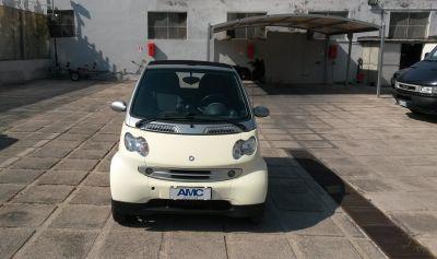 smart for two 700 cabrio
