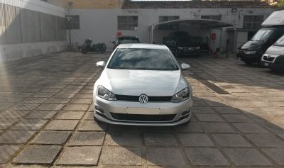 offerta volkswagen golf 1 6 tdi 110 cv 5p lounge bluemotion technology napoli