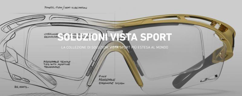 OTTICA ELITE offre occhiali graduati per uso sportivo