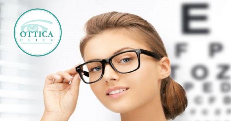 OTTICA ELITE offerta lenti a contatto a Verona - occasione montaggio e riparazione occhiali