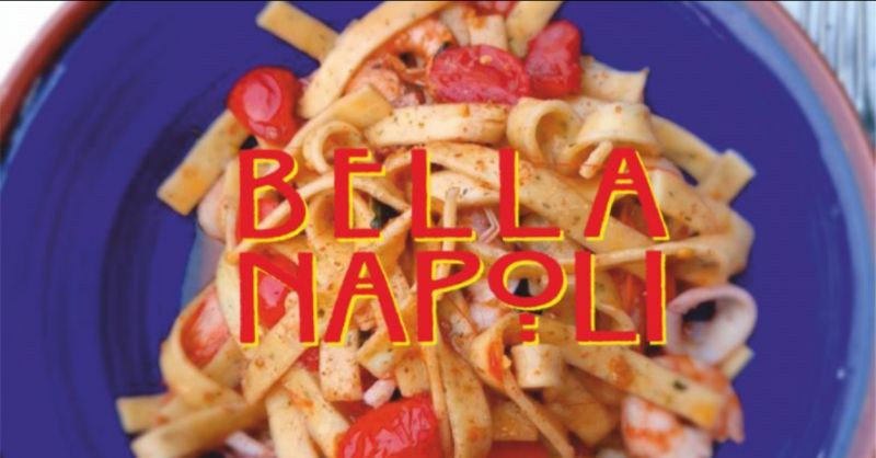BELLA NAPOLI offerta cucina partenopea – promozione fritto misto napoletano