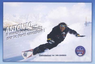 offerta lezioni individuali di sci ad asiago promozione sconto lezioni singole di snowboard