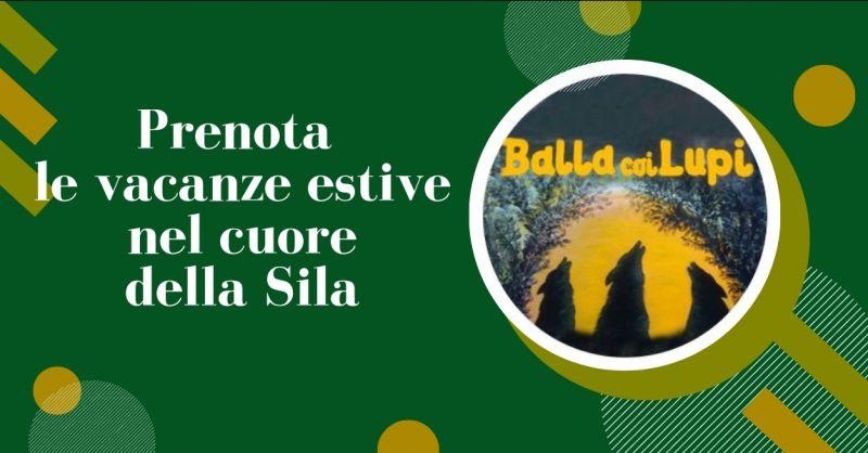 Vacanze estive in sila - offerta weekend camigliatello - offerta residence in sila