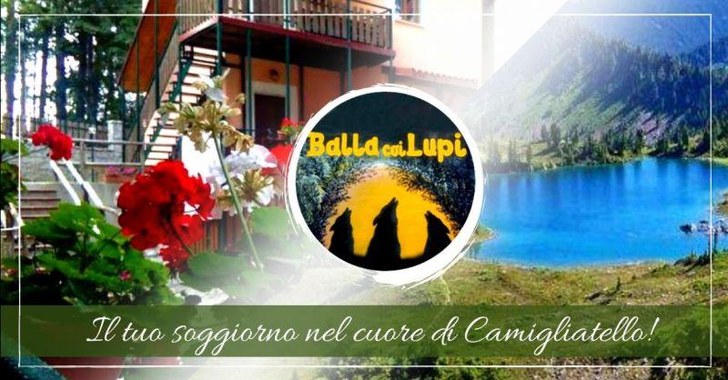 Offerta soggiorno parco nazionale della Sila - occasione appartamenti vacanza a Camigliatello