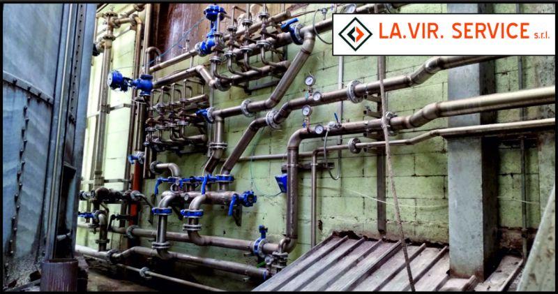 La.Vir service offerta lavorazioni di carpenteria nautica - occasione lavorazioni industriali