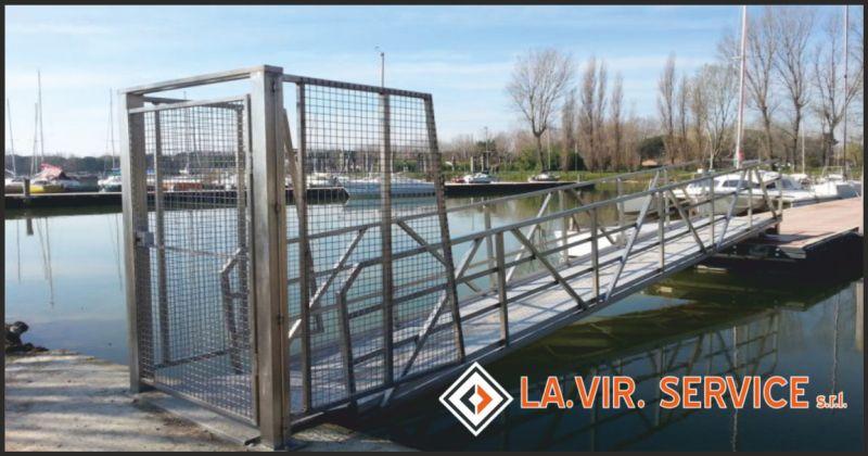 La vir.service offerta servizi settore nautico - occasione servizi settore industriale perugia