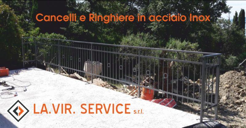 la vir. service offerta pronta assistenza meccanica - occasione riparazioni impianti perugia