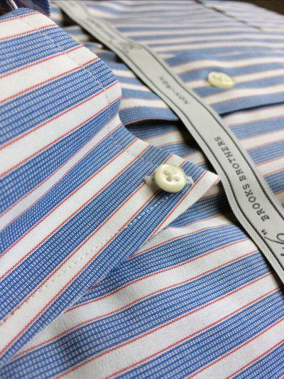 camicia uomo camicia a righe brooks brothers offerta camicie uomo