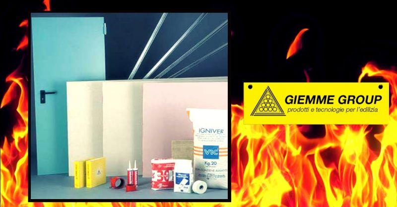offerta vendita trattamenti edili antincendio - occasione fornitura lastre cartongesso Verona