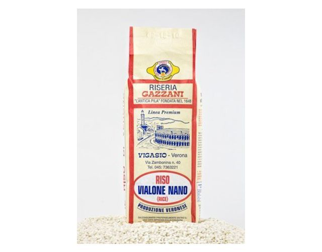 Offerta distribuzione riso Carnaroli Vialone nano - Promozione Consegne a domicilio riso Verona