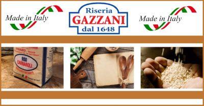 riseria gazzani selezione migliori aziende italiane che producono riso artigianale carnaroli