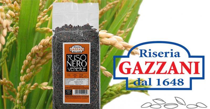 Offerta Produttori italiani di riso Venere - Occasione Vendita online Riso Venere