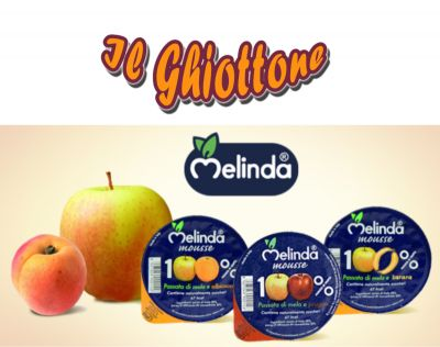 offerta mousse di frutta melinda promozione purea di frutta super sconto il ghiottone como