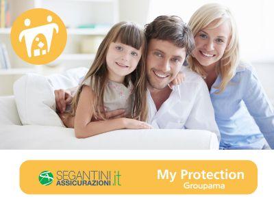 offerta assicurazione tenore di vita my protection promozione my protection groupama