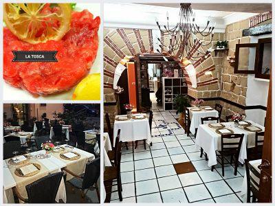 offerta ristorante promozione cucina mediterranea la tosca