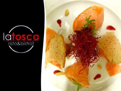 offerta cena di pesce promozione pranzo e cena menu fisso la tosca