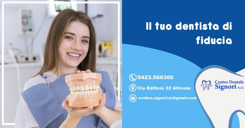 Offerta dentista specializzato Altivole - Promozione dentista professionale Altivole