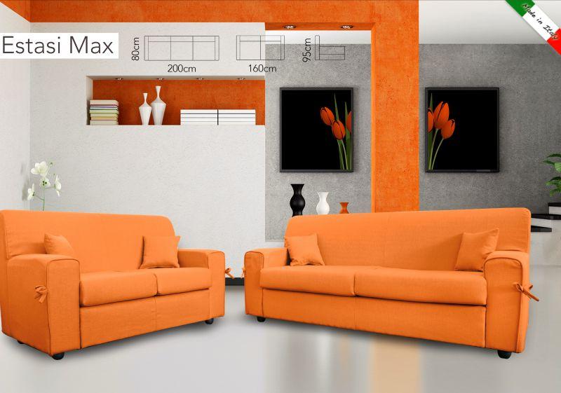 Offerta vendita salotto  - occasione divano a 3 posti Cambiarredamento
