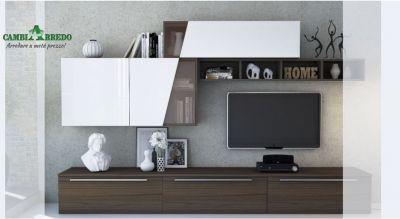 offerta vendita soggiorno moderno cadeo promozione arredamento zona giorno