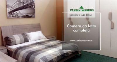 offerta vendita camera da letto completa occasione arredamento zona notte meta prezzo