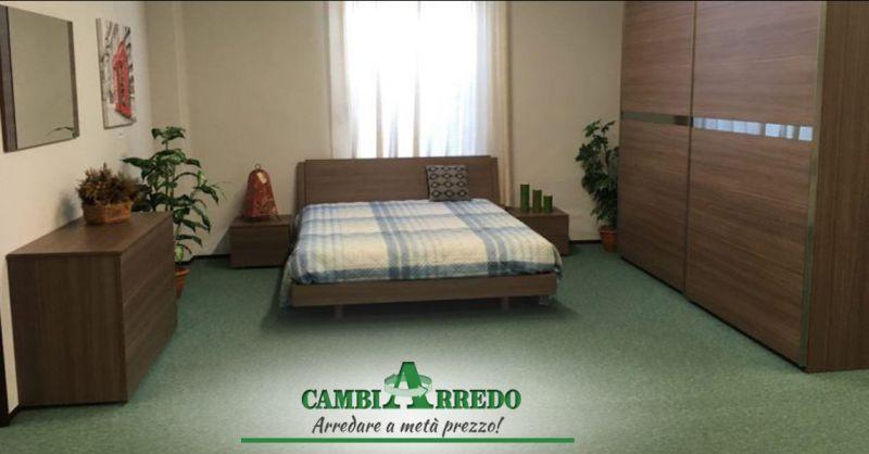 Offerta Sconto Camera da letto completa Piacenza - Occasione Arredo Camera Matrimoniale Parma