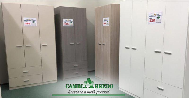 Offerta armadi multiuso per lavanderie Piacenza - Occasione mobili multiuso salvaspazio Parma