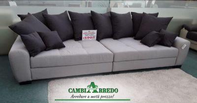 offerta divano maxi al miglior prezzo piacenza occasione divano letto matrimoniale parma