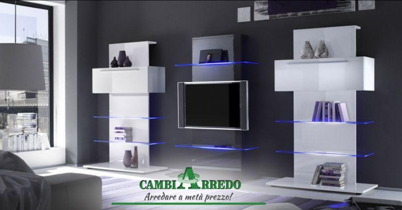 Offerta Mobili porta tv moderni Piacenza - Occasione mobile porta tv design Parma