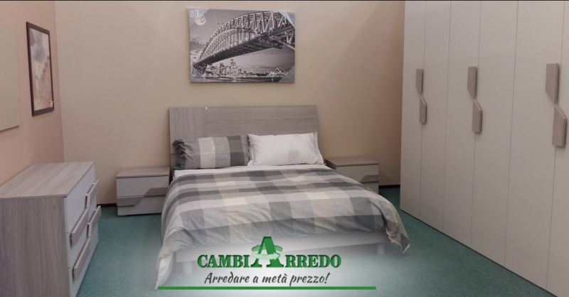 Offerta Camere da Letto Complete Piacenza - Occasione Outlet camere da letto Parma