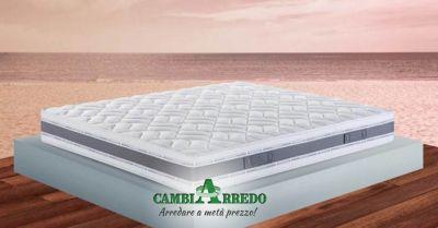 offerta materasso climatizzato in molle piacenza occasione materasso bio in lana parma