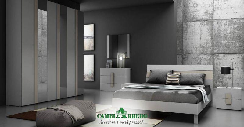 Offerta idee camere da letto moderne Piacenza - Occasione idee per arredare Camera da letto Parma