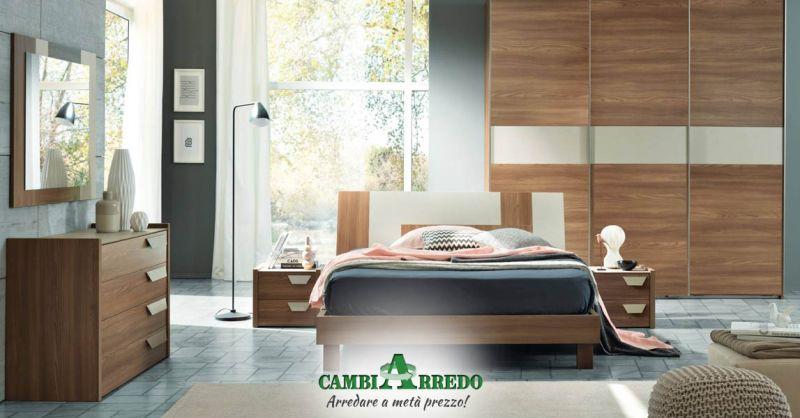 Offerta idee economiche per Arredare camera da letto Piacenza - Occasione arredare camera in stile moderno Parma