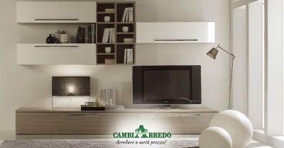 offerta parete soggiorno componibile piacenza occasioni parete attrezzata soggiorno moderno parma