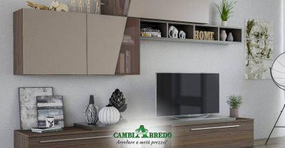 offerta mobili soggiorno moderni outlet piacenza occasione mobili soggiorno componibili economici parma