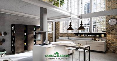offerta cucina componibile completa di elettrodomestici parma occasione cucina con isola centrale piacenza
