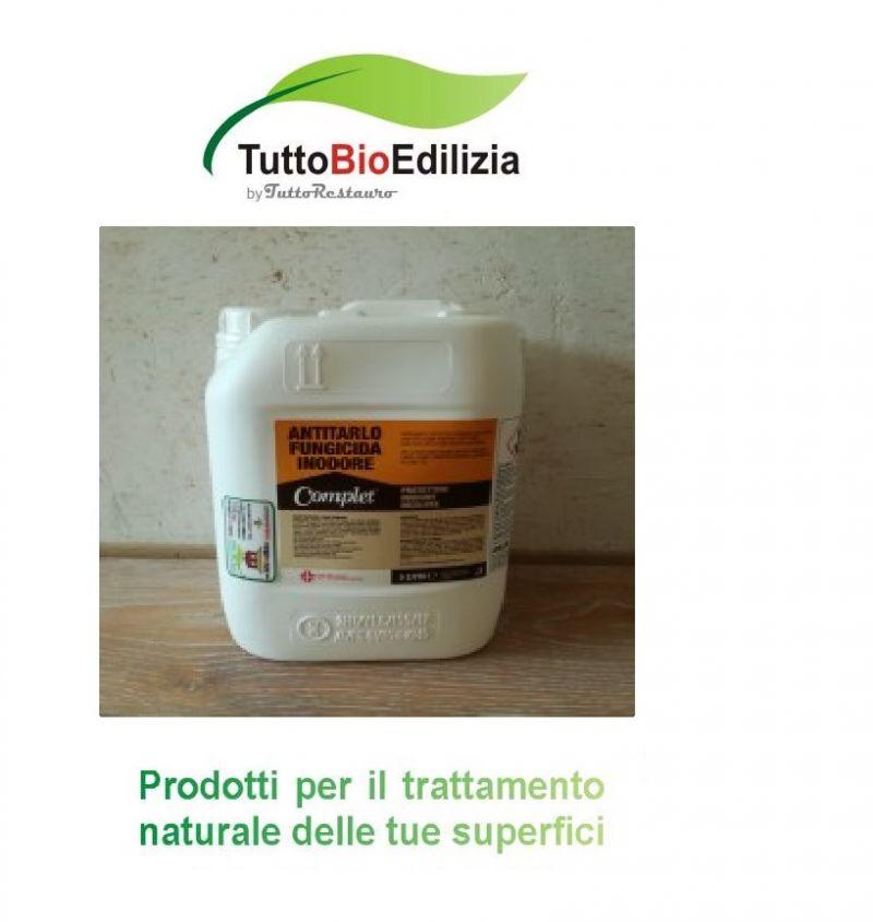 offerta COMPLET ANTITARLO FUNGICIDA - Occasione ANTITARLO INODORE  LT.5  CERTIFICATO