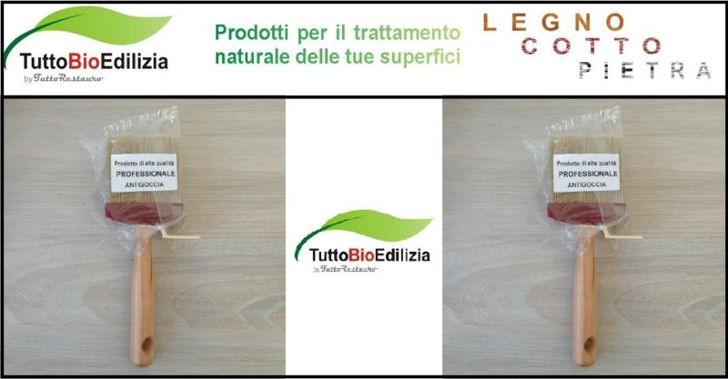shop.tuttorestauro.it - occasione vendita online PENNELLO PROFESSIONALE ANTIGOCCIA multiuso