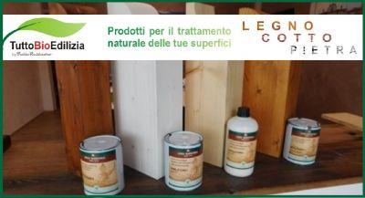 tutto bioedilizia occasione vendita online prodotti professionali pulizia manutenzione legno
