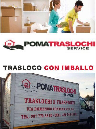 offerta traslochi case uffici na occasione noleggio attrezzature trasloco napoli