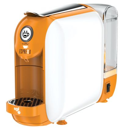 macchina da caffe a capsule e bevande calde ginseng