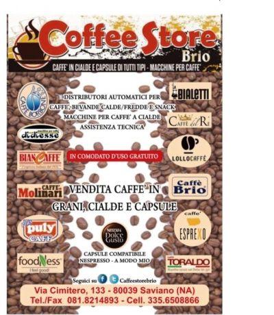 cialde di caffe