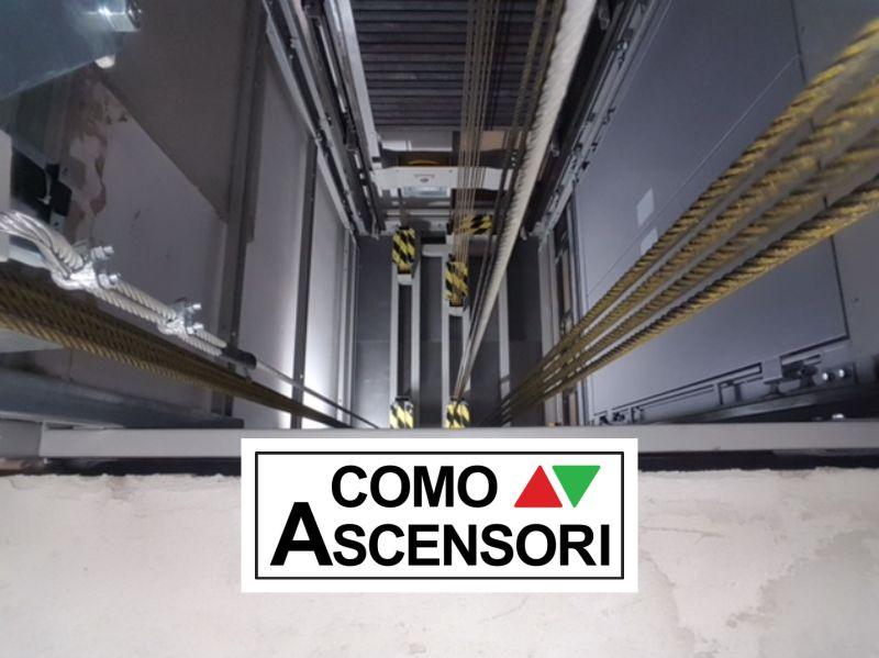offerta installazione montacarichi - promozione progettazione elevatori como