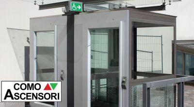 offerta installazione piattaforme elevatrici per disabili promozione barriere architettoniche piattaforme elevatrici