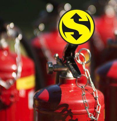 segnaletika offerta articoli antincendio promozione manutenzione estintori