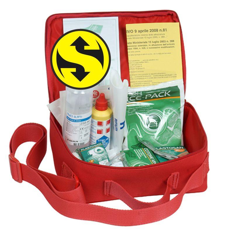 SEGNALETIKA offerta articoli pronto soccorso – promozione prodotti medicali emergenze