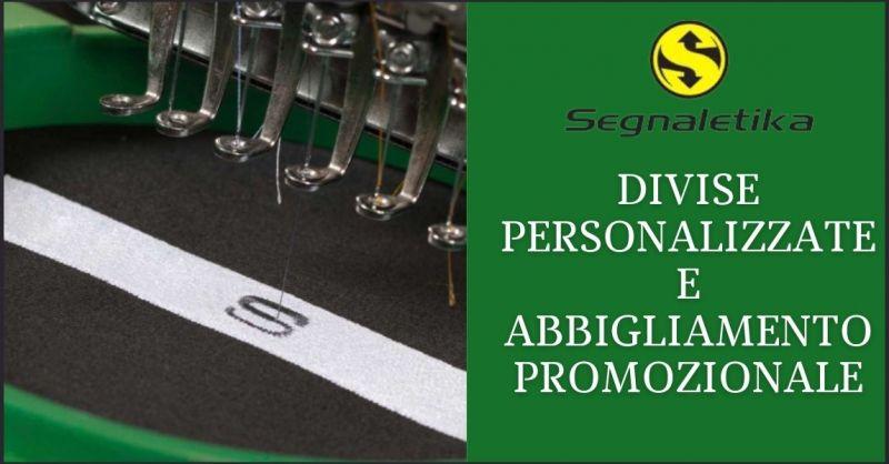 offerta divise e abbigliamento personalizzato - abbigliamento personalizzato per aziende e privati