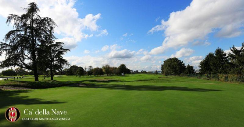 Ca Della Nave offerta organizzazione gare club - occasione campionati golf Martellago